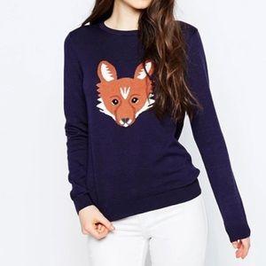 Sugarhill Boutique Fox Sweater
